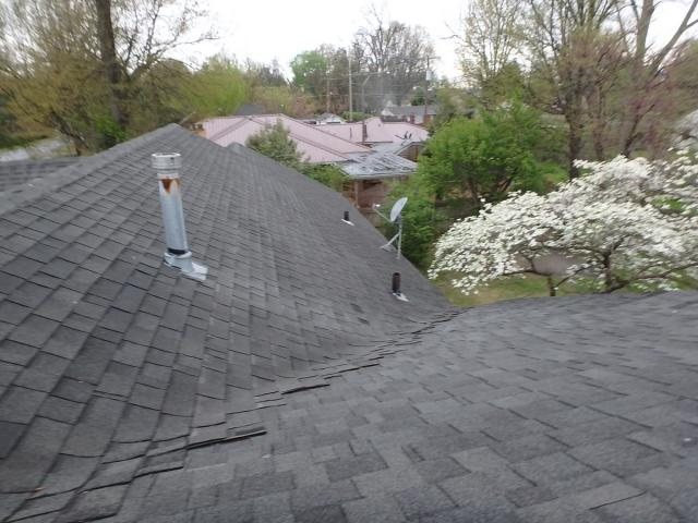 Roof done wrong